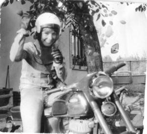 Ála motorkář