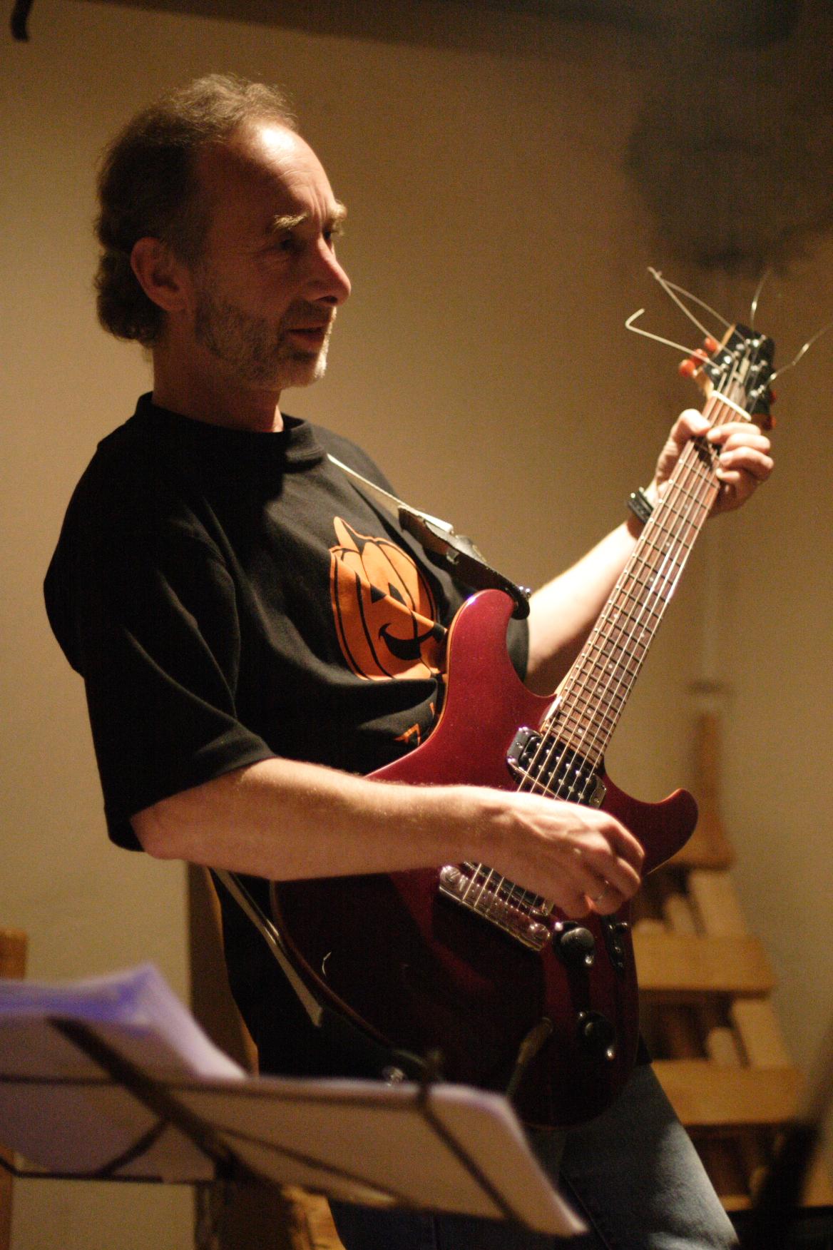 Jarouš 2005 kytara