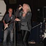 A.I.M. zpěv a kytara, klub Modrá Vopice, Praha, 23. 8. 2014